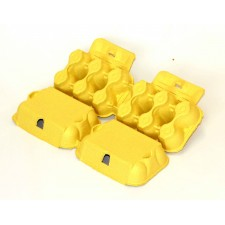 EFFECT 6 PLAIN YELLOW (140PCS)