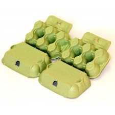 EFFECT 6 PLAIN GREEN (140 PCS)